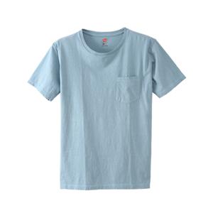 ポケット付きTシャツ 18SS ヘインズスポーツウェア ヘインズ(H3-M310)