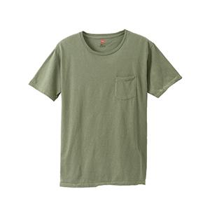 ポケット付きTシャツ 19SS ヘインズスポーツウェア ヘインズ(H3-M310)