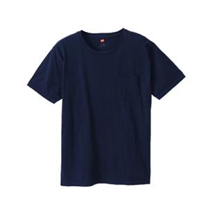 ポケット付きTシャツ 18SS 【春夏新作】ヘインズスポーツウェア ヘインズ(H3-M312)