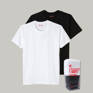 ジャパンフィット【2枚組】クルーネックTシャツ 18SS Japan Fit ヘインズ(H5120)