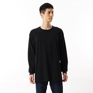 ビーフィーロングスリーブTシャツ 18FW BEEFY-T ヘインズ(H5186)
