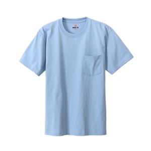 ビーフィーポケットTシャツ 18SS BEEFY-T ヘインズ(H5190)