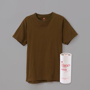 ヘインズ プレミアムジャパンフィット クルーネックTシャツ PREMIUM Japan Fit(HM1-F001)
