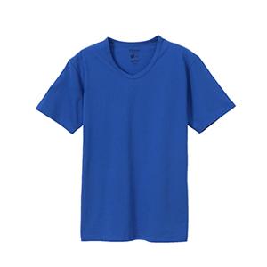 VネックTシャツ 19SS【春夏新作】Hanes colors ヘインズ(HM1-P102)