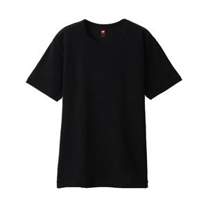 ヘインズ プレミアム クルーネックリブTシャツ 20FW PREMIUM Japan Fit(HM1-R001)