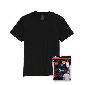 X-TEMP クルーネックTシャツ 17FW グローバル ヘインズ(HM1EF201)