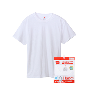 X-TEMP クルーネックTシャツ 18SS【春夏新作】グローバルバリューライン ヘインズ(HM1EM201)
