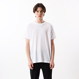 【3枚組】アオラベルクルーネックTシャツ 18FW 青パック ヘインズ(HM2115G)