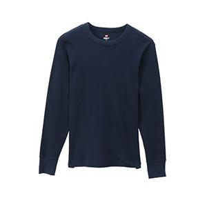ビーフィーサーマルクルーネックロングスリーブTシャツ 20FW BEEFY-T ヘインズ(HM4-Q103)