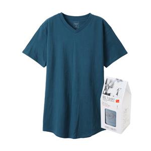 ウィメンズ ビッグTシャツ 20SS Hanes Undies ヘインズ(HW1-M201)