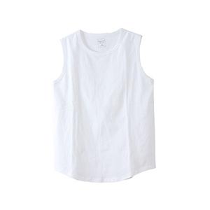ウィメンズ スリーブレスTシャツ 19SS Hanes Undies ヘインズ(HW3-M201)
