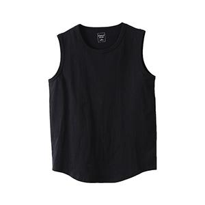 ウィメンズ スリーブレスTシャツ 18SS Hanes Undies ヘインズ(HW3-M201)