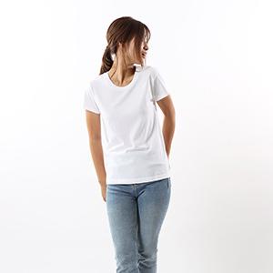 ウィメンズ ジャパンフィット【2枚組】クルーネックTシャツ 5.3oz 19FW Japan Fit for HER ヘインズ(HW5310)