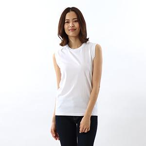 ウィメンズ ジャパンフィット【2枚組】スリーブレスTシャツ 5.3oz 20SS Japan Fit for HER ヘインズ(HW5317)