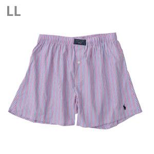 Pink Regent Stripe トランクス 20SS ポロ ラルフ ローレン【前開き】(RM4-P302)