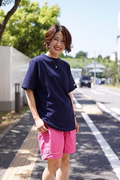 YOKOHAMA | STAFF COORDINATE