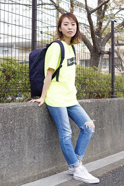 YOKOHAMA | STAFF COORDINATE