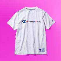 【再入荷情報】人気のACTION STYLE「ChampionスクリプトロゴTシャツ」が再入荷