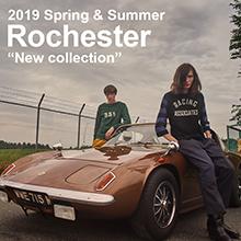 「ROCHESTER」ラインからアメリカンロードムービーをテーマとした新たなコレクション